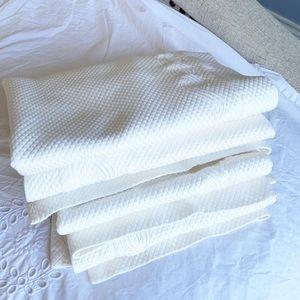100% Luxury Egyptian Cotton Shams